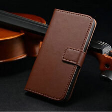 Flip Real Leather Magnetic Wallet Case Cover For Apple iPhone 6 6s 7 8 Plus X 5s