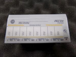 Allen-Bradley Flex 1794-OE4  Ser. B Analog Output Module, 4-Channel