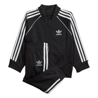 Adidas Superstar Suit Tuta Bambini DV2820 Black
