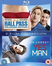 Hall Pass/Yes Man Double Pack [Blu-ray] [2012] [Region Free] [DVD][Region 2]