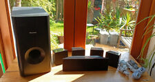 BCS-212 Pioneer 5.1 Surround Sound - SPEAKERS ONLY
