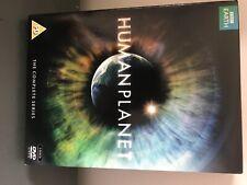 Human Planet (DVD, 2011, 3-Disc Set)