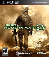 Call of Duty: Modern Warfare 2 - 2009 Shooter - Sony PlayStation 3 PS3