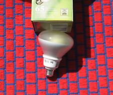 YELLOW BUG LIGHT BULB  insect repellent 15 watt R30 flood lite CFL bug away NEW
