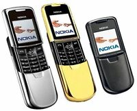 NOKIA 8800 LIMITED EDITION MOBILE PHONE NEW CONDITION MINT