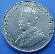 Canada - 5 cents 1934 - GEORGE V