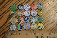 Vintage Lot of 20 Pathtags (Retired tags)  AWESOME LOT!!! Geocaching