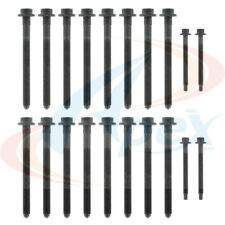 Engine Cylinder Head Bolt Set Apex Automobile Parts AHB460