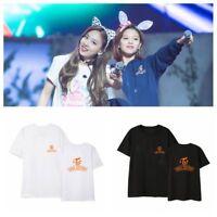 KPOP TWICE T-shirt One More Time Tshirt Twicetagram Letter Tee Lim Na Yeon MOMO