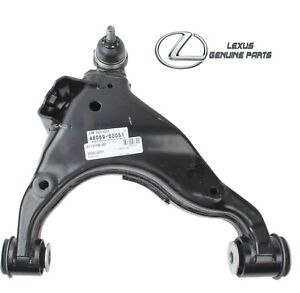 For Front Driver Left Lower Susp. Control Arm For Lexus GX460 Toyota 4 Runner