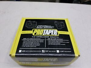 NEW PRO TAPER MOTORCYCLE 7/8'' BAR CLAMP KIT PART# 11-175 OR 022700