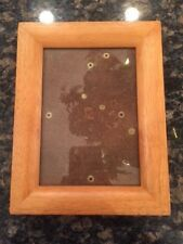 Wooden Picture Frame 6.5 Inches by 8.75 Inches
