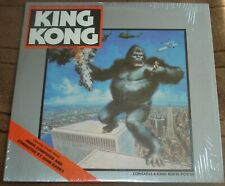 KING KONG (John Barry) original near mint USA stereo lp (1976) with poster