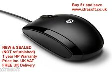 HP KY619AA - Mouse 3-Button Optical USB * SEALED* - 1 Year Warranty VAT inc UK