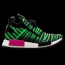 Adidas Originals NMD TS1 Primeknit арбуз мужские зеленый образ жизни кроссовки обувь