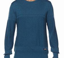 Insight Youth Crew Sweater (L) Bumrush Blue