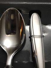 ONEIDA JORDAN Stainless steel 8 TEASPOONS NIB First Quality since 1880