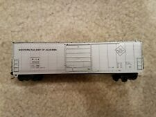 N SCALE BEV BEL 10033 WESTERN RAILWAY OF ALABAMA W OF A 17250