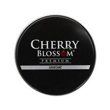 CHERRY Blossom Premium ristrutturare Scarpa Cura Stivali Crema in pelle bianca protezione 50ml