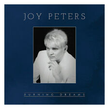 Joy Peters - Burning Dreams 2020 ALBUM CD Italo Disco