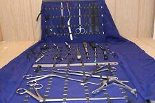 Boss Set of Surgical & Orthopedic Instruments