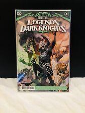 Dark Nights Death Metal LOTDK #1 Comic 1st Robin King,
