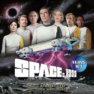 Barry Gray/Derek Wadsworth  - Space 1999 Year 1 & 2 Original TV Soundtrack