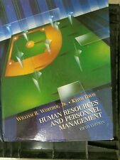 Human Resources and Personnel Management 5 th Edition by William B., Jr. Werthe
