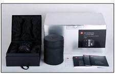 New Leica Summilux-M 24mm f/1.4 ASPH 6 bit black #11601 M8 M9 M10 M240 MM
