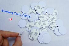 5x UID Writable 125KHz RFID ID Tag Sticker Alarm Access Key EM4100 Proximity PVC