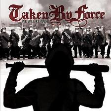 Taken by Force - We Will Remain (2012)  CD  NEW/SEALED  SPEEDYPOST