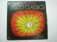 MOTOWN DISCO CLASSICS VOL 5 THE SUPREMES TEMPTATIONS detroit spinners INDIA ex