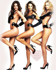 Miranda Kerr With Other victoria's secret Models  8X10 GLOSSY PHOTO mk238