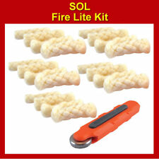 SOL Fire Lite Kit - Survival Fire Starting Kit by SOL