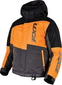 FXR Toddler Boys Squadron WARM WINTER SNOW Sledding JACKET COAT - Size 2 - NEW