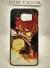 USA Seller Samsung Galaxy S6 Anime Phone case Cover Natsu Dragneel Fairy Tail