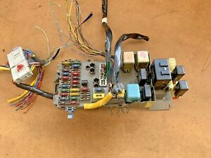 1992-1995 Honda Prelude Coupe Fuse Box Assembly w/ Integrated Control Unit OEM