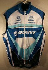 Verge Sport Giant mens full zip cycling jersey sz xl