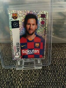 Messi Topps UEFA Champions League 2019/20 Sticker