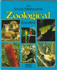 Vintage Royal Melbourne Zoo Visitors Booklet - 1984