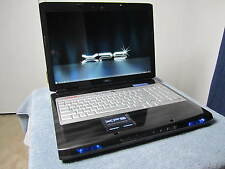 DELL XPS M1730 EXTREME GAMING LAPTOP 2.5 GHz  4GB 250GB SSD Nvidia SLI WIN7 PRO
