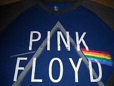 Pink Floyd Baseball Style Long Sleeve T-Shirt Medium  NEW