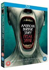 American Horror Story - Season 4: Freakshow [2015] [Region Free] (Blu-ray)