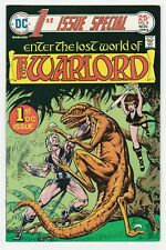 1st Issue Special #8 9.0 VF-NM First DC Enter the Lost World of The Warlord Tara