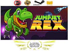 JumpJet Rex PC & Mac Digital STEAM KEY - Region Free
