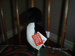 Gund Penguin Plush 6 Inch 41618 With Tags 2001