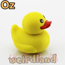 Rubber Duck USB Stick, 8GB Quality 3D USB Flash Drives weirdland