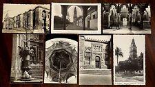 #2 MOSQUE CORDOBA SPAIN  7 Photo Postcards la Mezquita