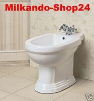 Design Luxus Stand-BIDET KERAMIK STANDBIDET Bidet Wc Retro Classic kr13/Kr11