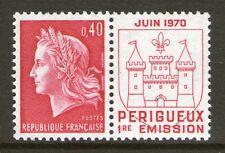 TIMBRES 1643 NEUF XX LUXE - MARIANNE DE CHEFFER - 1ERE EMISSION DE PERIGUEUX